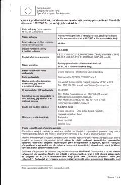 zákona č. 13712006 Sb,, o veřejných zakázkách