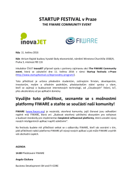 Fiware Community event_V3