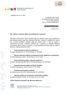 mzdrx00uj5q2 - Ministerstvo zdravotnictví