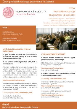 Vizitky 01-08-160403.cdr - Ústav profesního rozvoje pracovníků ve