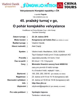 PDF Propozice