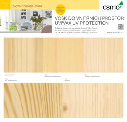 vosk do vnitřních prostor uviwax uv protection