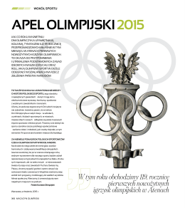 APEL OLIMPIJSKI 2015