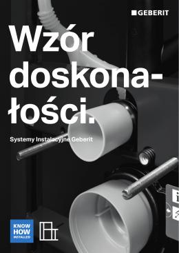 System instalacyjny Geberit Duofix.