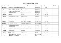 wersja papierowa – pobierz plik z wszystkimi podręcznikami