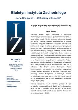 Acrobat: pdf 195 KB - Instytut Zachodni w Poznaniu