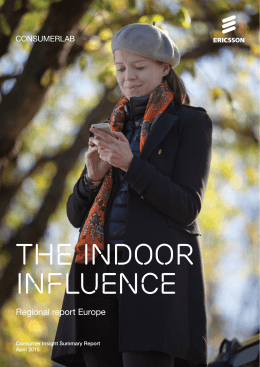 The indoor influence
