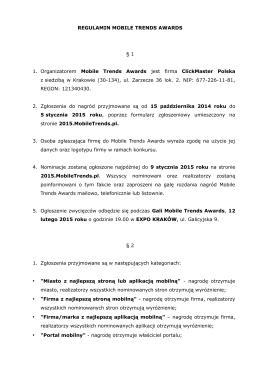 regulamin - Mobile-IT
