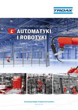 AUTOMATYKI I ROBOTYKI