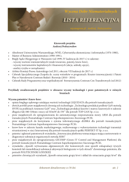 str. 1 - wycenapraw.pl