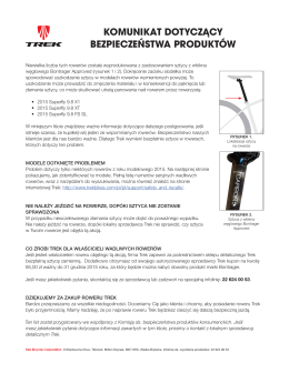 Superfly Seatpost Recall Notice