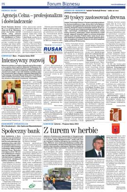 Dziennik Gazeta - Rusak Business Services
