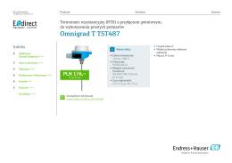Omnigrad T TST487