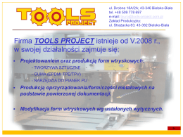 tutajtutaj - Tools Project