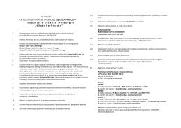 regulamin 2016 - Państwowa Szkoła Muzyczna w Olkuszu