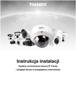 Instrukcja instalacji