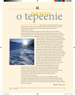 marzenie - Sklep TPN - Tatrzański Park Narodowy