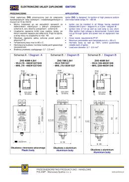 elektroniczny układ zapłonowy - POLAMP