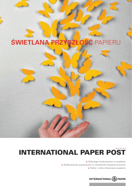 international paper post - International Paper