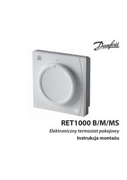 RET1000 B/M/MS