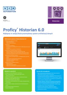 Proficy Historian 6.0