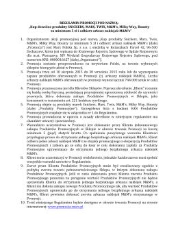 Regulamin akcji B2S odbierz zesztyt MMs_wersja ramowa_final