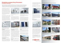 Kompletny program firmy Viessmann