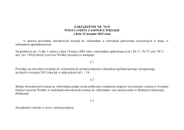 rejestr kandydatów na członków obwodowych komisji wyborczych