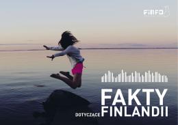DOTYCZĄCE FINLANDII