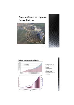 Energia słoneczna i ogniwa fotowoltaiczne