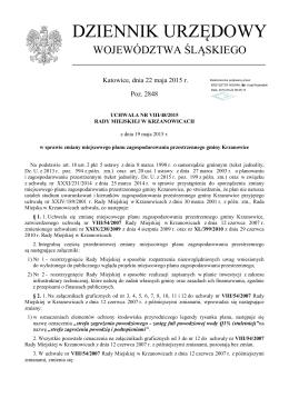 Uchwała Nr VIII/48/2015 z dnia 19 maja 2015 r.