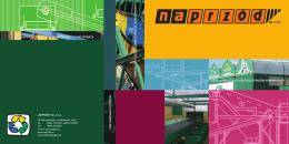 Katalog produktów - Modułowa Stacja Segregacji Odpadów