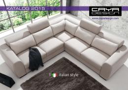 Caya Design - katalog 2015