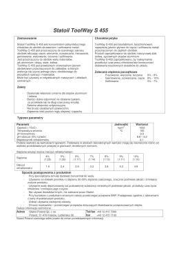 Statoil ToolWay S 455
