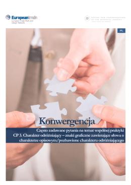 Konwergencja - OHIM