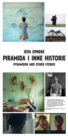 Ieva Epnere. Piramida i inne historie