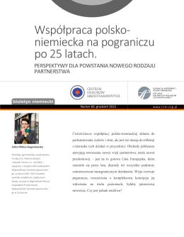 Pobierz PDF - Fundacja Współpracy Polsko