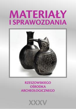 Elżbieta M. Kłosińska, Nieznana szpila brązowa z miejscowości