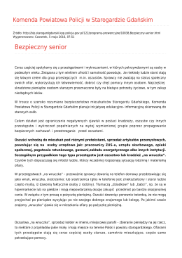 Generuj PDF - Komenda Powiatowa Policji w Starogardzie Gdańskim