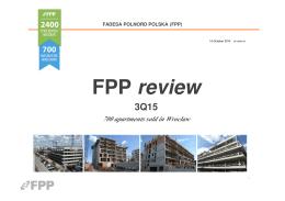 FPP review - Fadesa Polnord Polska