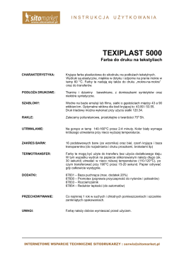 texiplast 5000 - sitomarket.pl