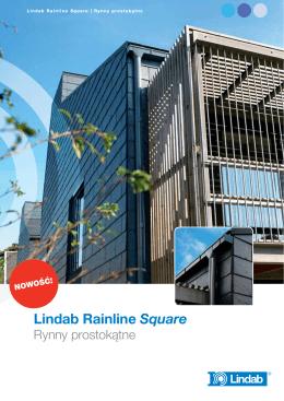 Lindab Rainline Square