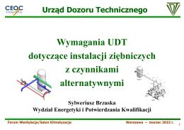 Forum Wentylacja/Salon Klimatyzacja Warszawa – marzec
