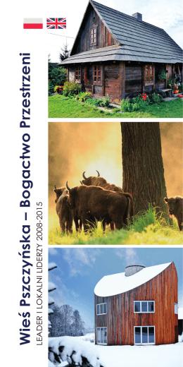 publikacja Bogactwo przestrzeni 2015