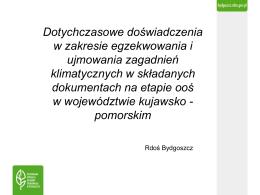 RDOŚ Bydgoszcz