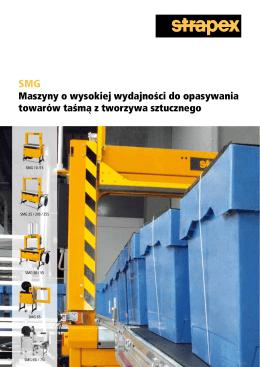 Maszyny SMG - Logismarket