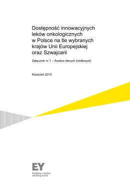 Dostępność innowacyjnych leków onkologicznych