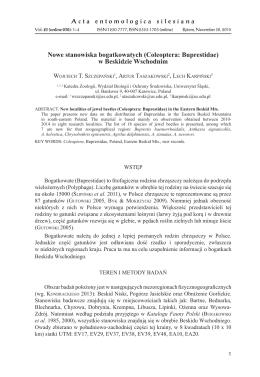 Szczepański W.T., Taszakowski A., Karpiński L.