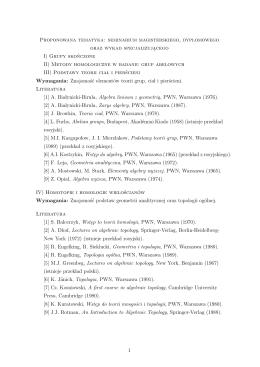 Golasiński Marek, dr hab., prof. UWM