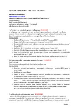 WZRP_program zajęć_2015-2016 - mbaranska